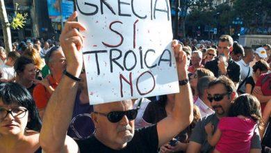 Photo of الاوروبيون يطلقون معركة «النعم» استعداداً للاستفتاء في اليونان