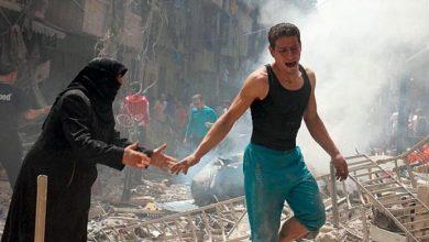 Photo of 21 قتيلاً في قصف مدفعي شنه النظام السوري على شرق حلب وثمانية قتلى في الاحياء الغربية