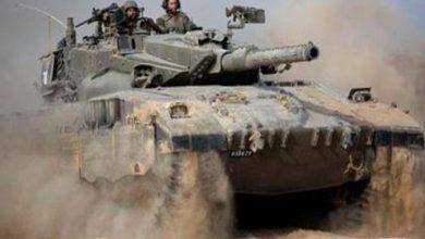 Photo of اسرائيل تقصف موقعاً تابعاً لحركة حماس في قطاع غزة