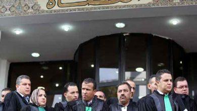 Photo of الجزائر: بدء محاكمة 42 شخصاً بسبب رفع الراية الأمازيغية في مظاهرة للحراك