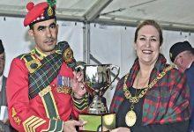 Photo of موسيقى الجيش السلطاني تحقق باسكتلندا المركز الأول في ختام المسابقات العالمية للقرب والطبول