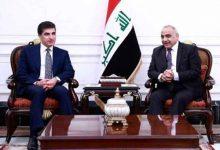 Photo of بارزاني في بغداد مع تواصل الحراك السياسي لحل الأزمة العراقية