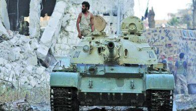 Photo of تصاعد معارك درنة الليبية وانقطاع الإمدادات عن المدينة