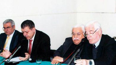 Photo of ندوة حول كتاب «قصتي مع منح الصلح» لجورج شامي