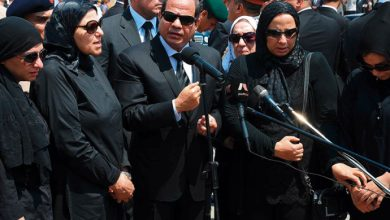 Photo of مصر تشيع جثمان النائب العام والسيسي يتعهد «بعدالة ناجزة»