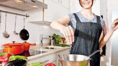 Photo of 4  فوائد للطبخ في المنزل… ما هي؟