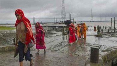 Photo of مصرع 20 شخصاً في الهند وبنغلادش جراء الإعصار «بلبل»