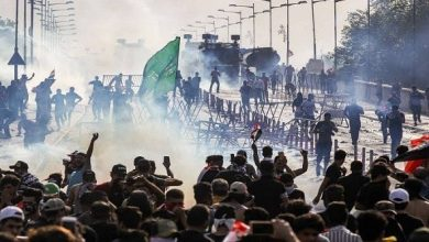 Photo of يوم دموي في العراق وسقوط 45 قتيلاً من المتظاهرين