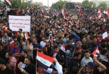 Photo of المحتجون العراقيون يستعيدون السيطرة على ثالث جسر في بغداد والاطلسي يصف العنف بـ «المأساة»