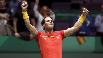 Photo of رافايل نادال يقود إسبانيا للفوز بكأس ديفيس في كرة المضرب