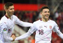 Photo of كأس اوروبا 2020: سويسرا والدنمارك الى النهائيات