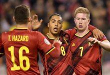 Photo of تصفيات كأس أوروبا 2020: بلجيكا تنهي مشوارها بالعلامة الكاملة