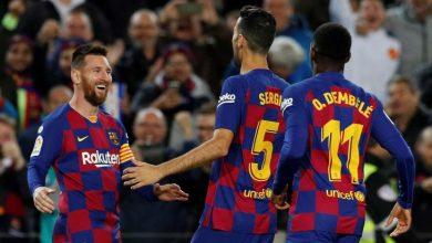 Photo of الدوري الإسباني: برشلونة يواجه أتلتيكو مدريد في أول اختبار حقيقي له هذا الموسم