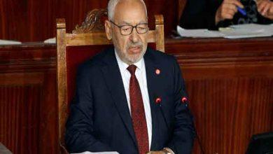 Photo of الغنوشي رئيساً لبرلمان تونس مدعوماً من حزب «قلب تونس»