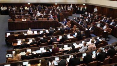 Photo of البرلمان الإسرائيلي يوافق على إجراء انتخابات جديدة في الثاني من اذار