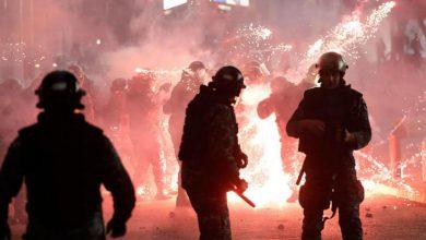 Photo of صدامات بين المتظاهرين وقوات الأمن ووزيرة الداخلية تحذر من وجود «عناصر مندسة»