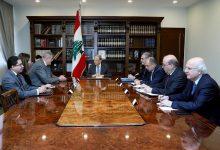 Photo of لبنان يشارك بوفد رسمي في اجتماع مجموعة الدعم الدولية