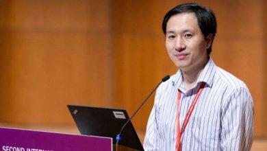 Photo of الصين تسجن باحث «الأجنة المعدلة وراثياً» ثلاث سنوات بتهمة «تجاوز حدود الأخلاقيات الطبية»