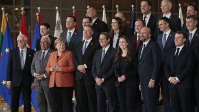 Photo of الاتحاد الأوروبي يمدّد لستة أشهر عقوباته الاقتصادية على روسيا