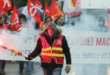 Photo of النقابات الفرنسية تصعد عشية نهار جديد من المظاهرات وقبل عطلة الميلاد