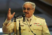 Photo of حفتر يعلن انطلاق «المعركة الحاسمة» للسيطرة على طرابلس