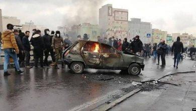 Photo of تسجيلات فيديو الاحتجاجات الايرانية تكشف حجم القمع