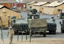 Photo of هجوم جديد بصاروخين قرب قاعدة تأوي جنوداً أميركيين في محيط مطار بغداد