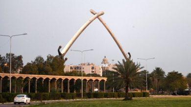 Photo of سقوط صاروخي كاتيوشا على قاعدة بلد الجوية في العراق