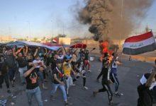 Photo of العراق: تواصل المظاهرات في بغداد وتصعيد في كربلاء إثر مقتل ناشط