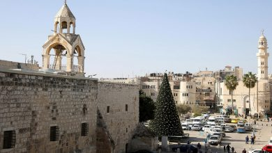 Photo of إسرائيل تمنع مسيحيي قطاع غزة من زيارة بيت لحم والقدس في عيد الميلاد