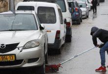 Photo of تخريب 160 سيارة فلسطينية وكتابة شعارات مناهضة للعرب في القدس