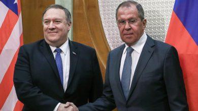 Photo of بومبيو: نريد العمل مع روسيا لإنهاء الصراع في ليبيا