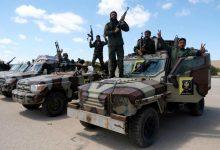 Photo of مجموعات اجنبية مسلحة تشارك في معارك ليبيا