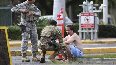 Photo of قتيلان في اطلاق نار في قاعدة بيرل هاربور الاميركية