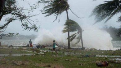Photo of 13 قتيلاً في الفيليبين جراء مرور الإعصار كاموري