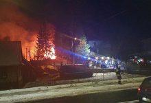 Photo of مقتل أربعة أشخاص في انفجار غاز في منتجع تزلج في بولندا