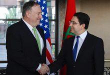 Photo of بومبيو في أول زيارة رسمية للمغرب بعد لقائه نتانياهو في البرتغال