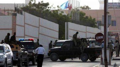 Photo of خمسة قتلى في هجوم على فندق في مقديشو