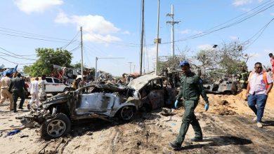 Photo of حركة الشباب تعلن مسؤوليتها عن تفجير أودى بحياة 90 شخصاً في الصومال