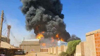 Photo of 23 قتيلاً و130 مصاباً في انفجار وحريق مصنع في السودان