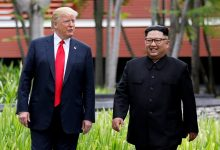 Photo of ترامب يحذر كوريا الشمالية أنها قد تخسر «كل شيء» بسبب اعمالها العدوانية