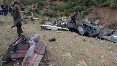 Photo of مقتل 26 شخصاً على الاقل بحادث حافلة في تونس