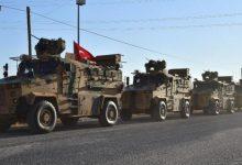 Photo of قتلى وجرحى في انفجار استهدف رتلاً للقوات التركية في شمال سوريا