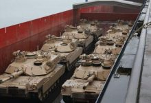 Photo of اكبر مناورة عسكرية اميركية في اوروبا منذ 25 سنة