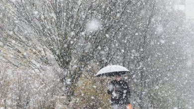 Photo of منخفضان جويان متتاليان بدءاً من ليلة الميلاد وحتى رأس السنة والثلوج على 900 متر