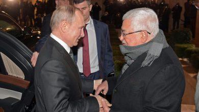 Photo of عباس بحث مع بوتين اعلان اسرائيل نيتها ضم اراضي فلسطينية