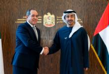 Photo of لقاء جزائري – اماراتي لدفع عملية السلام في ليبيا الى الامام