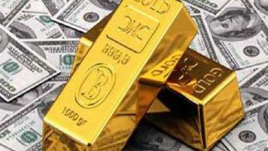 Photo of الذهب يتراجع مع ارتفاع الدولار وانحسار المخاوف بشأن فيروس في الصين