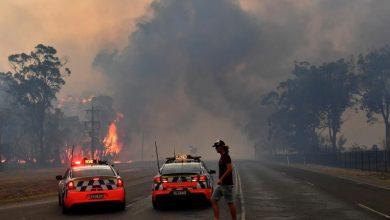 Photo of إخلاء مدن بأكملها في أستراليا وسط مخاوف من اشتداد الحرائق مجدداً