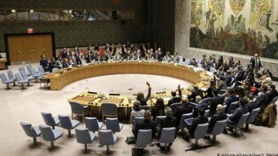 Photo of مسودّة قرار بريطاني في مجلس الأمن لوقف إطلاق النار في ليبيا